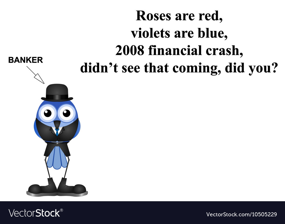 2008 financial crash poem