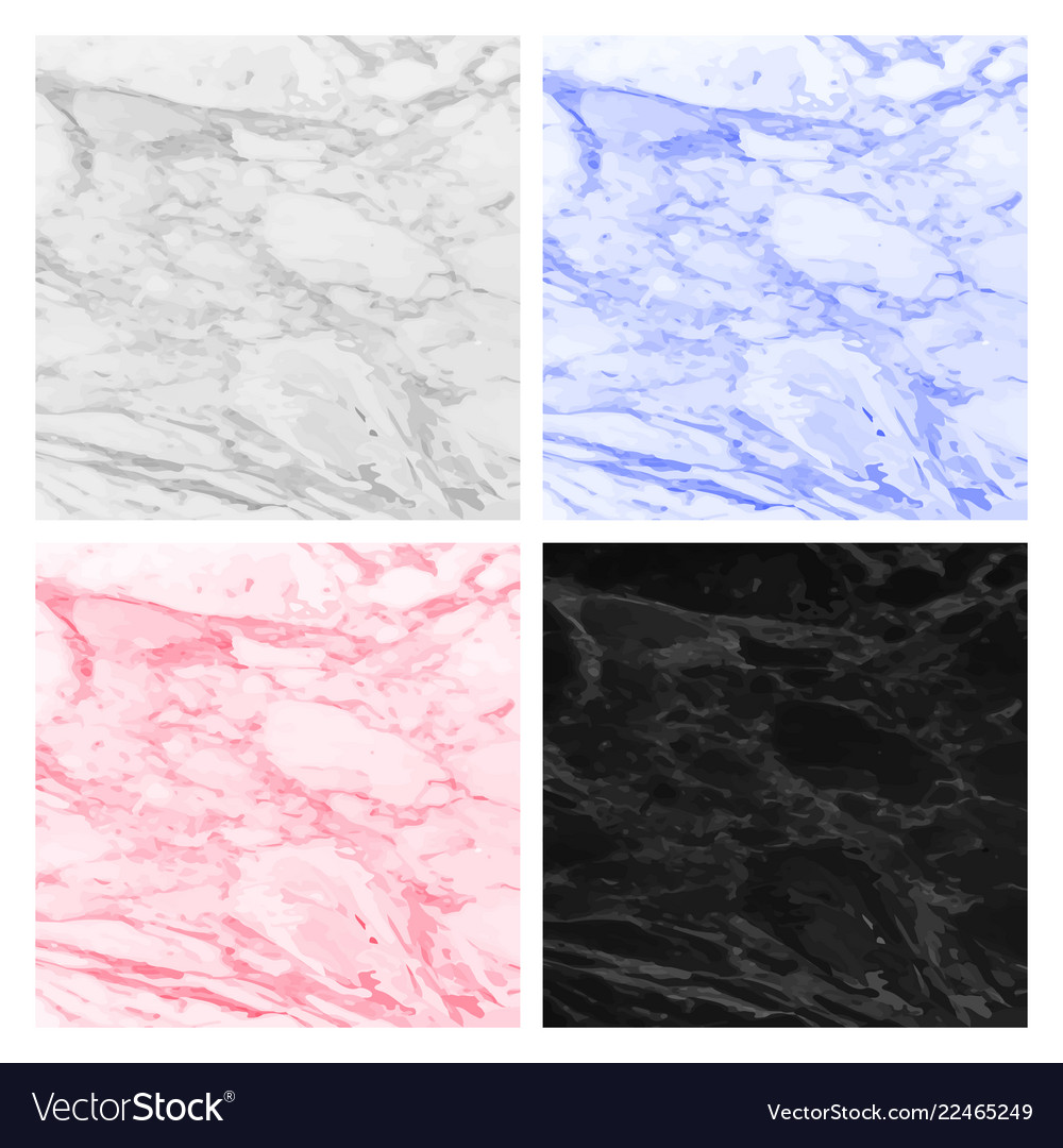 Abstract marbled backgrounds liquid paint colors