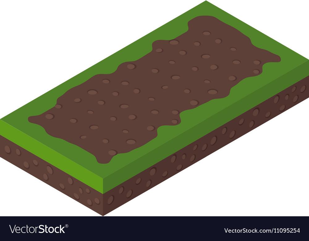 Isometric ground