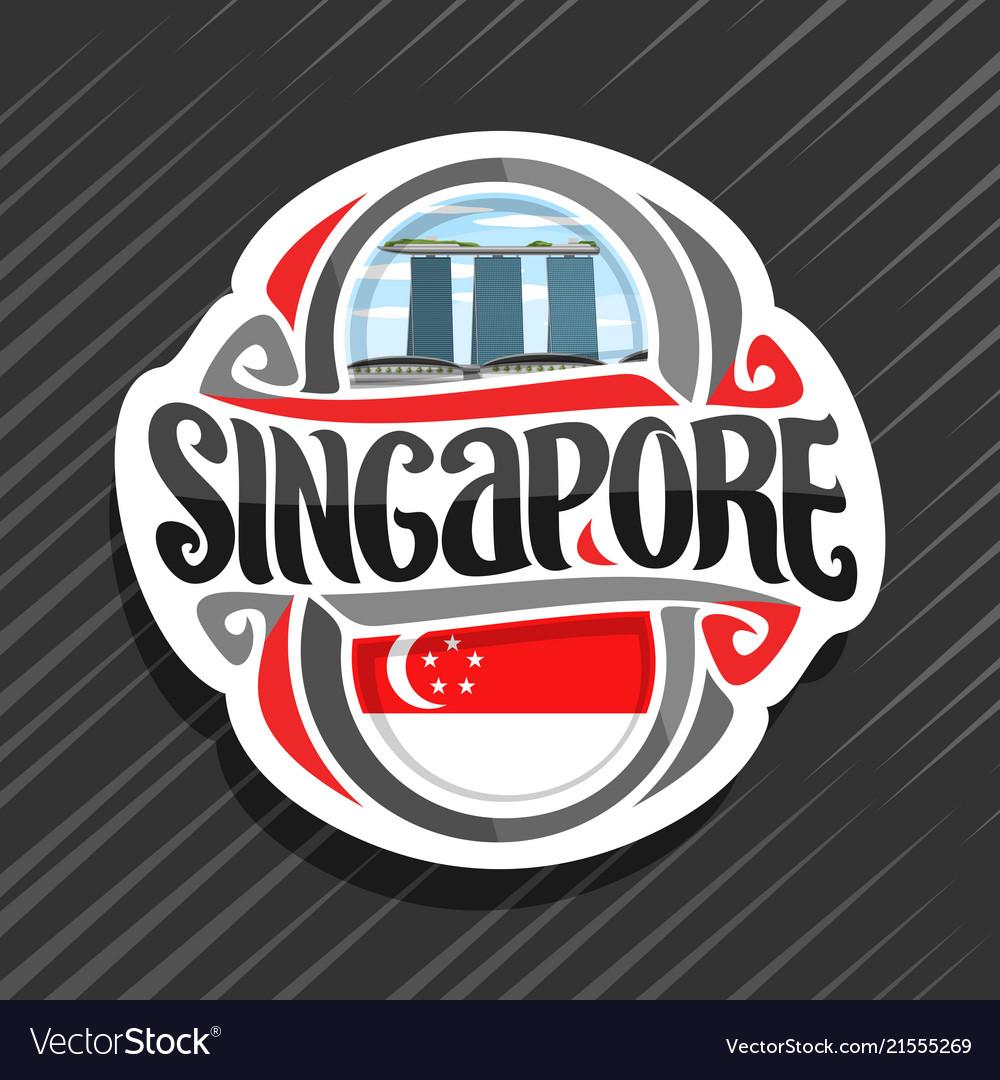 Logo for singapore