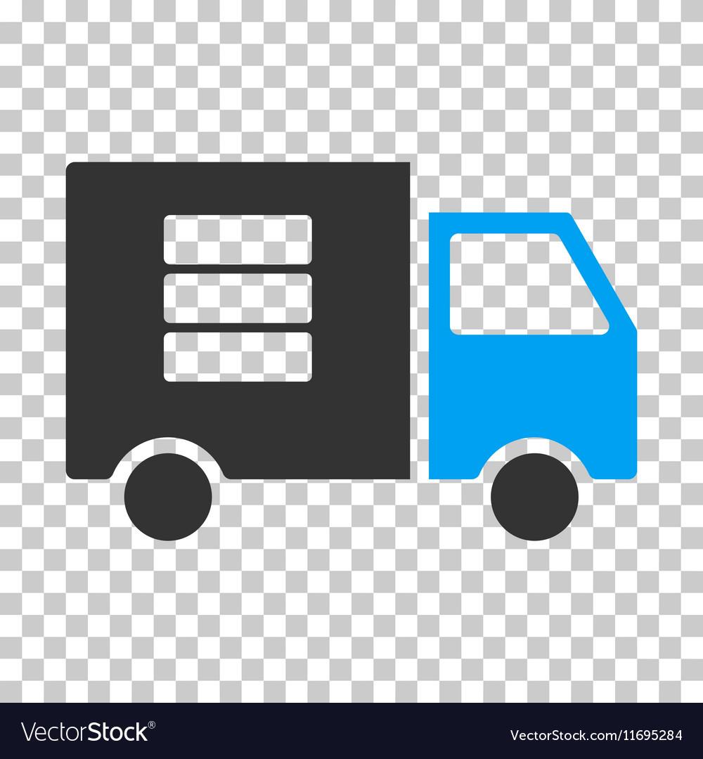 Data Transfer Van Eps Icon