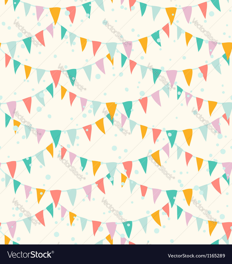 Garlands pattern