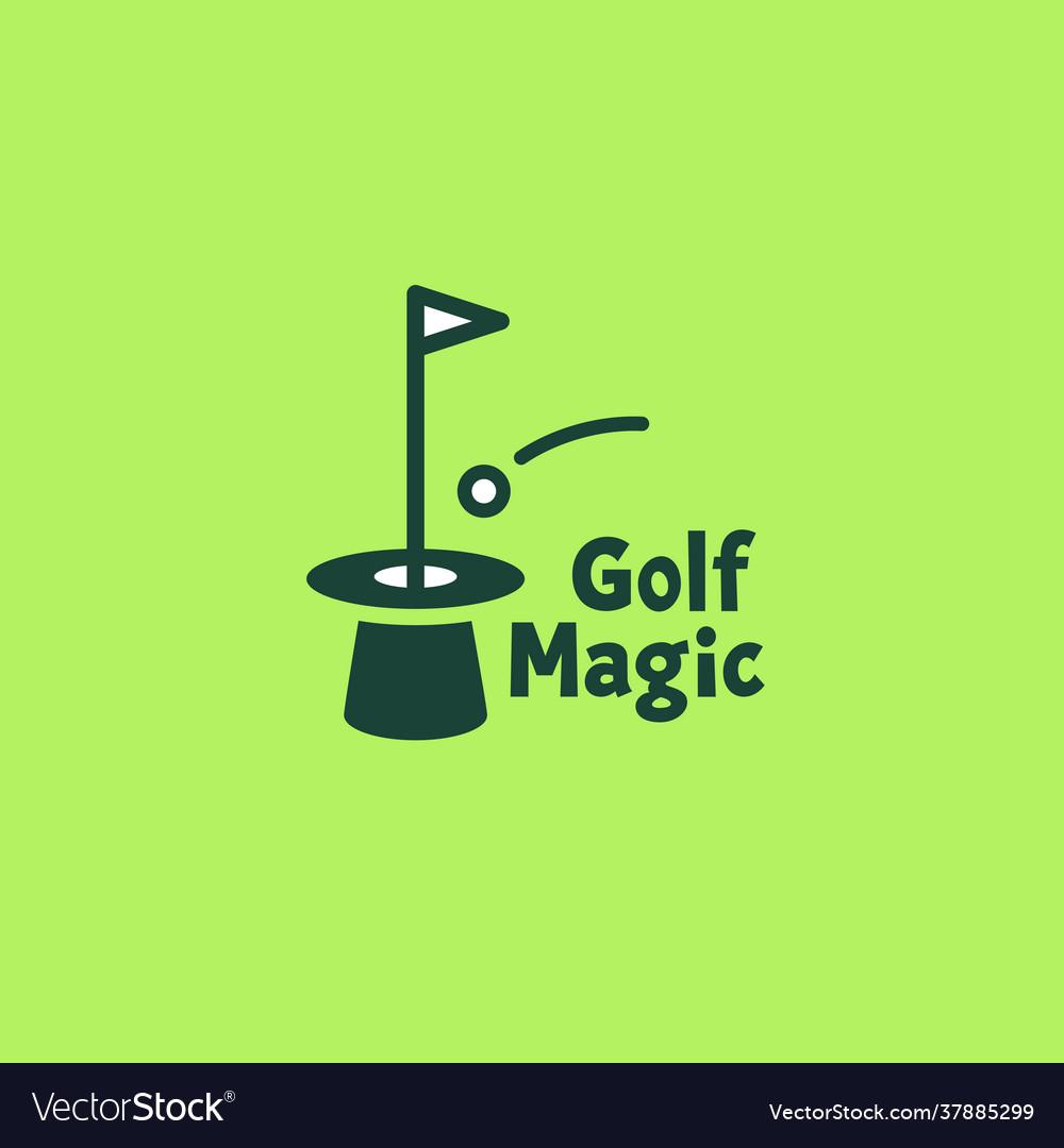 Golf magic logo