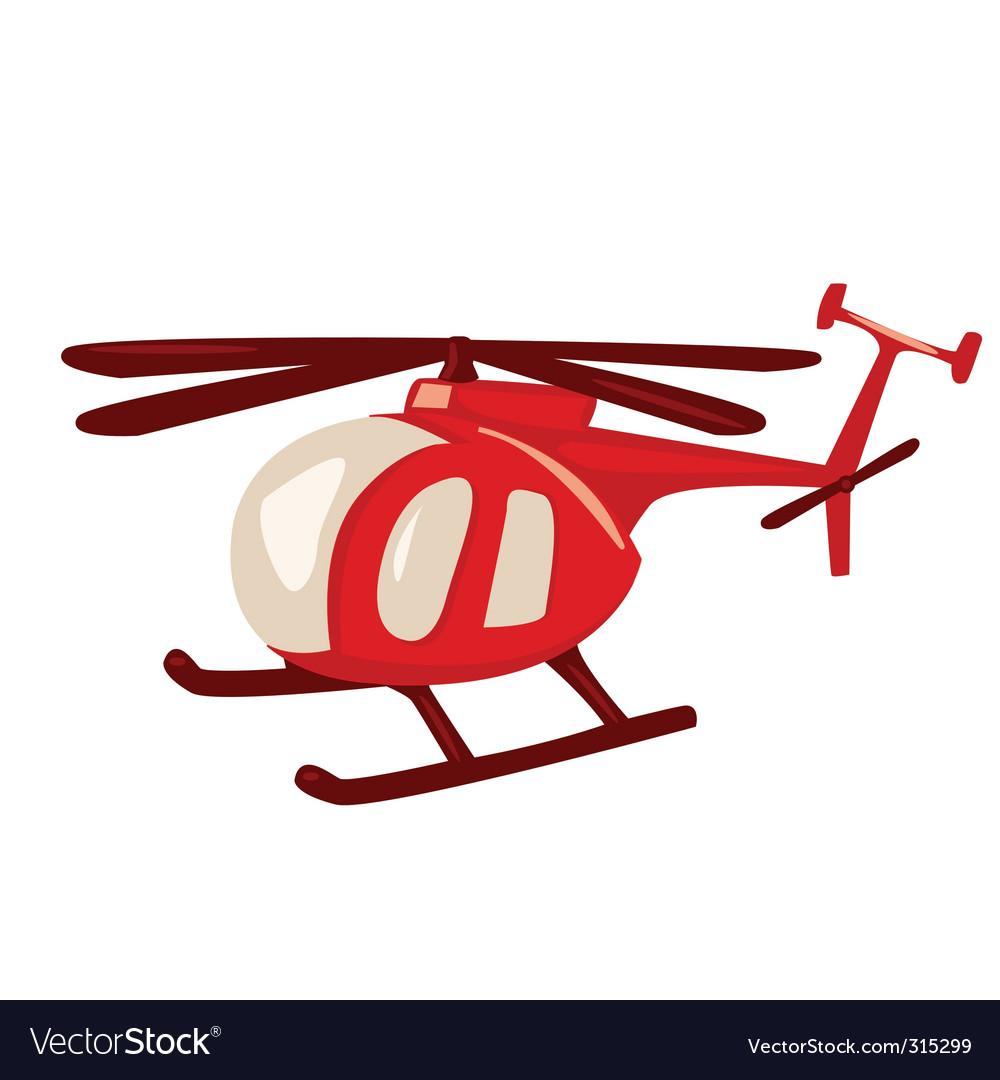 helicopter royalty free vector image vectorstock vectorstock