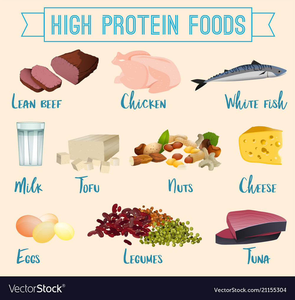 Protein is ... Protein for a set of muscle mass: reviews 65