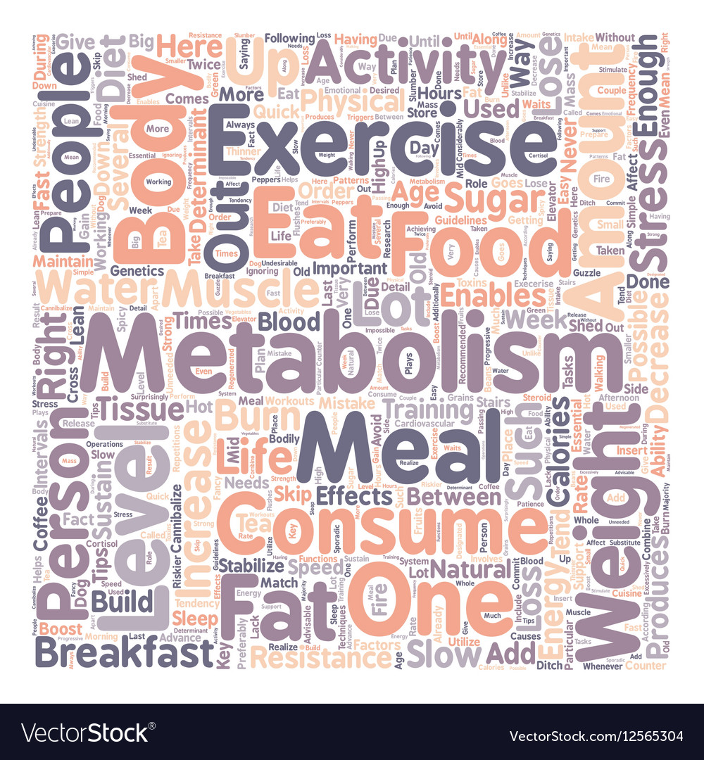 Quick Tips to Boost Your Metabolism 1 text