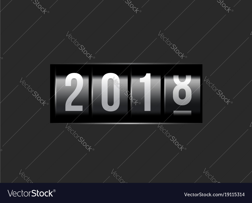 Official congratulations on the New Year 2018 90