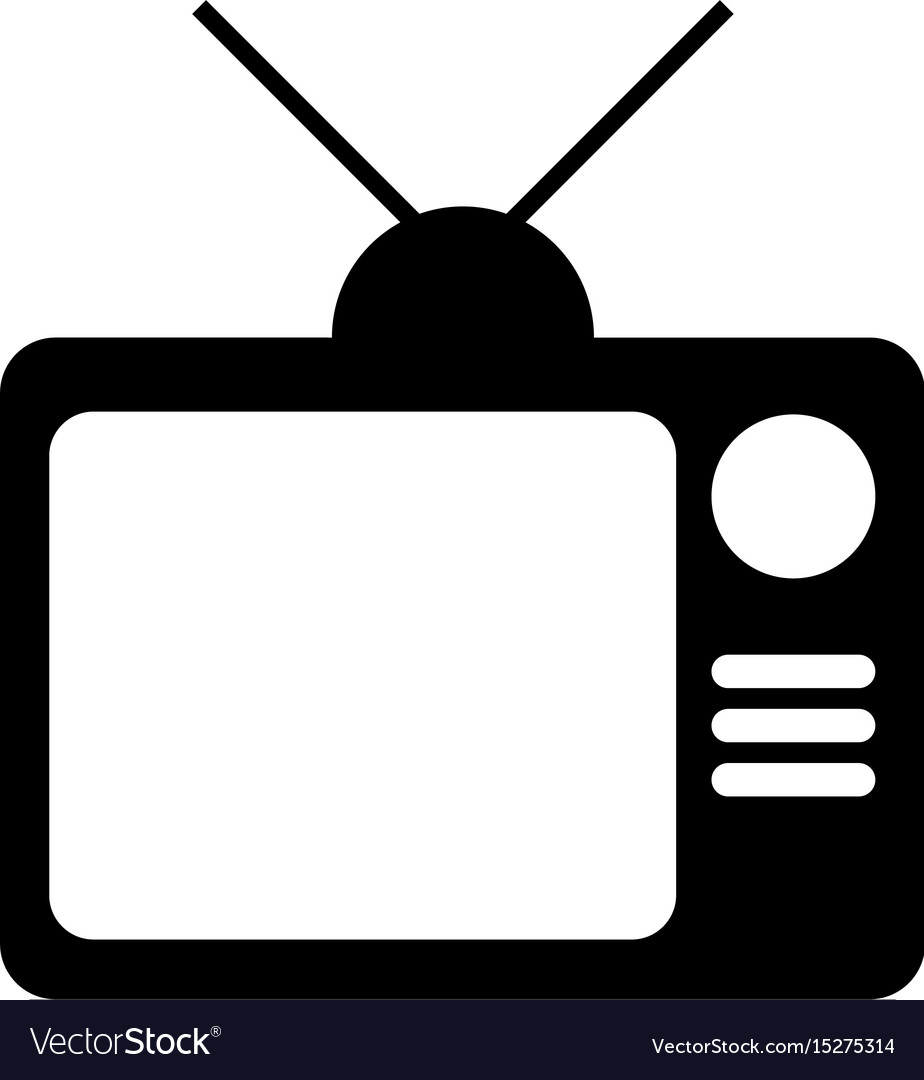 Tv entertainment symbol