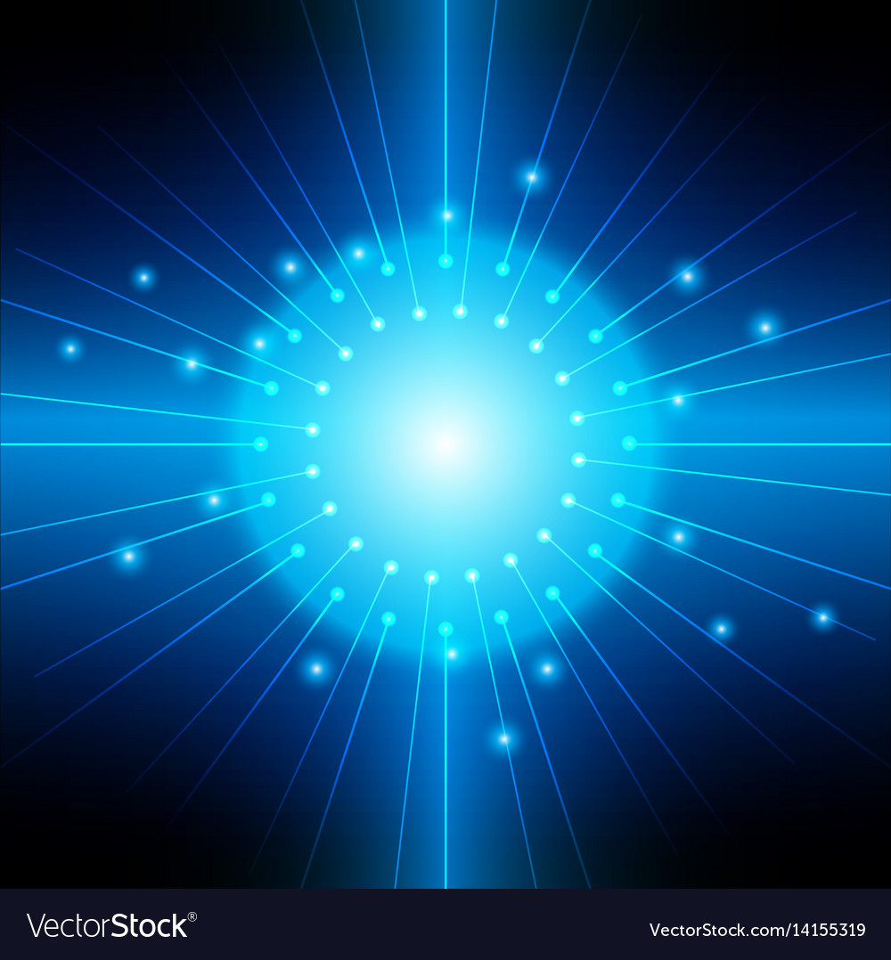 Abstract blue light backgrounds