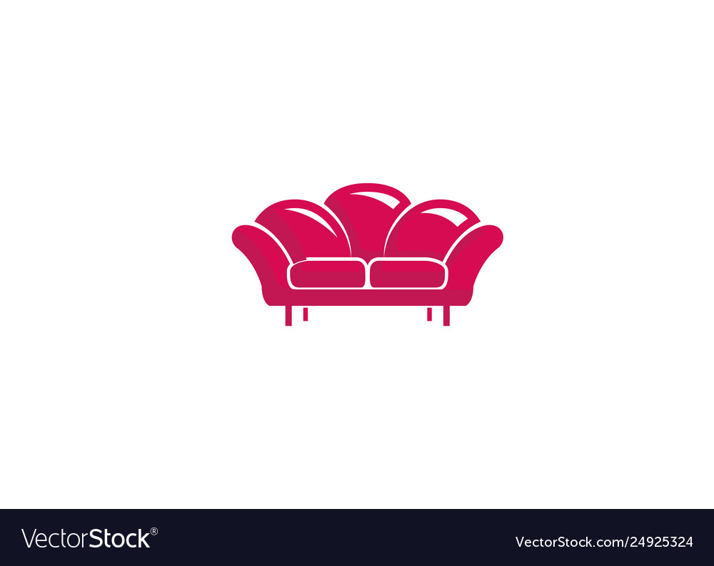 Magnificent Creative Furniture Red Sofa Logo Machost Co Dining Chair Design Ideas Machostcouk