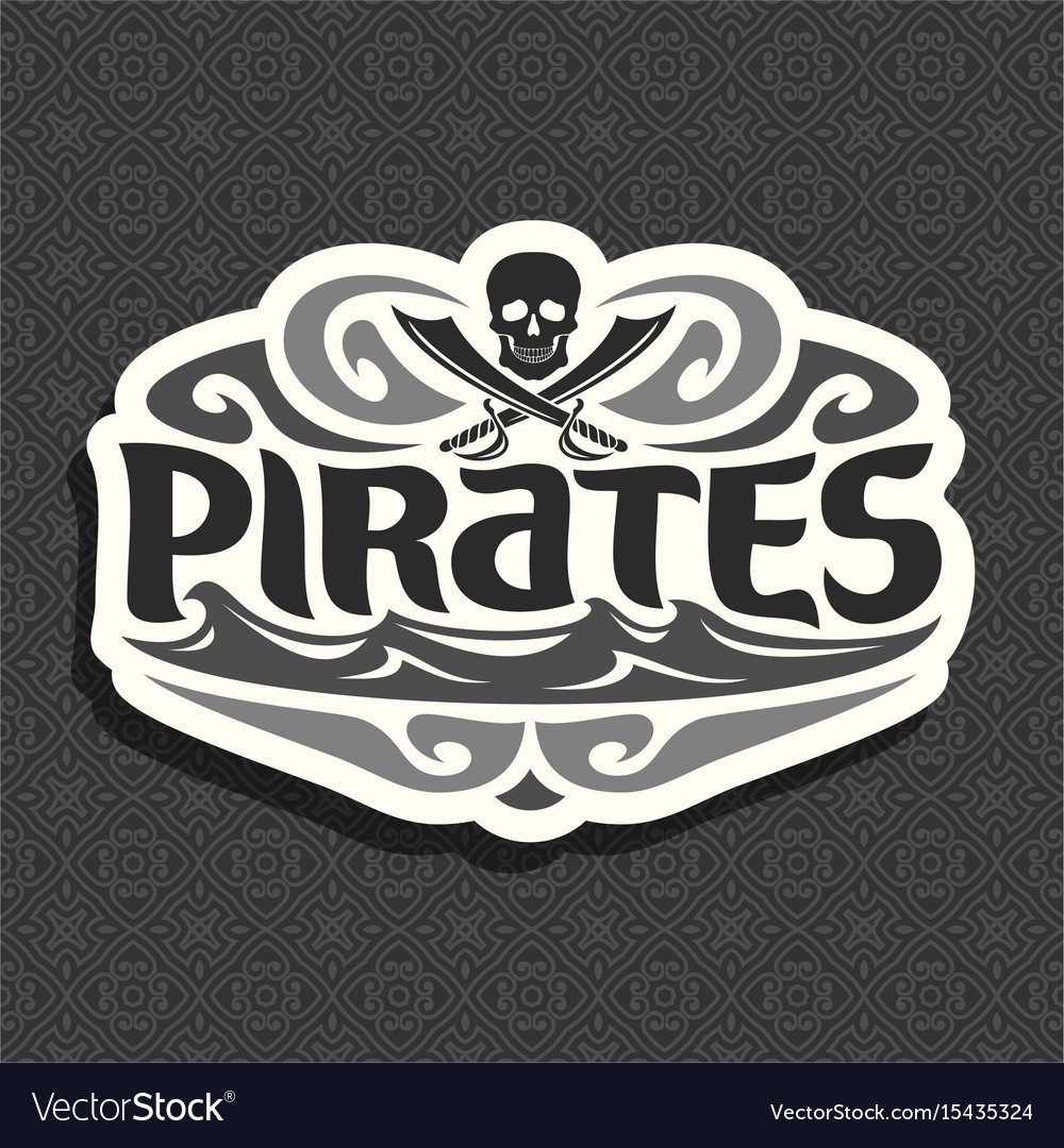Logo for pirate theme