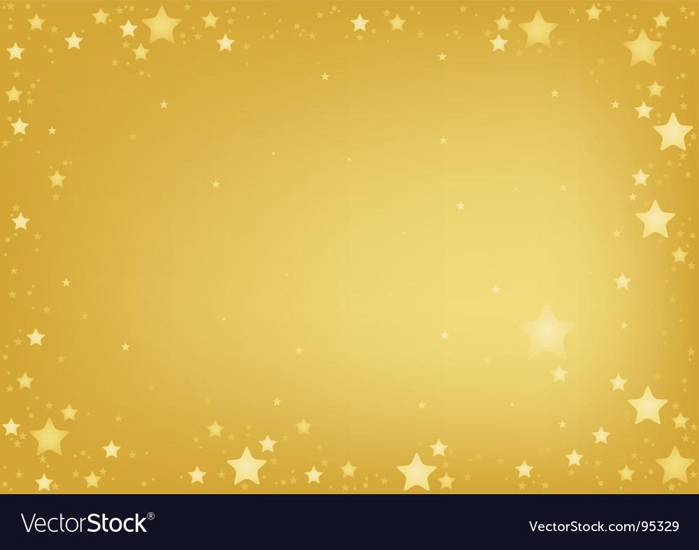 gold stars background. Gold Stars Background Vector