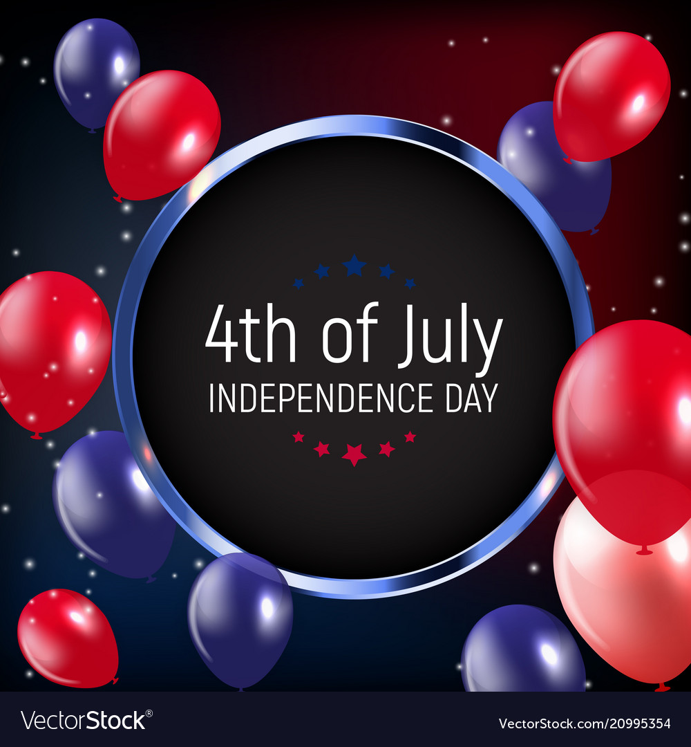 Fourth july independence day united