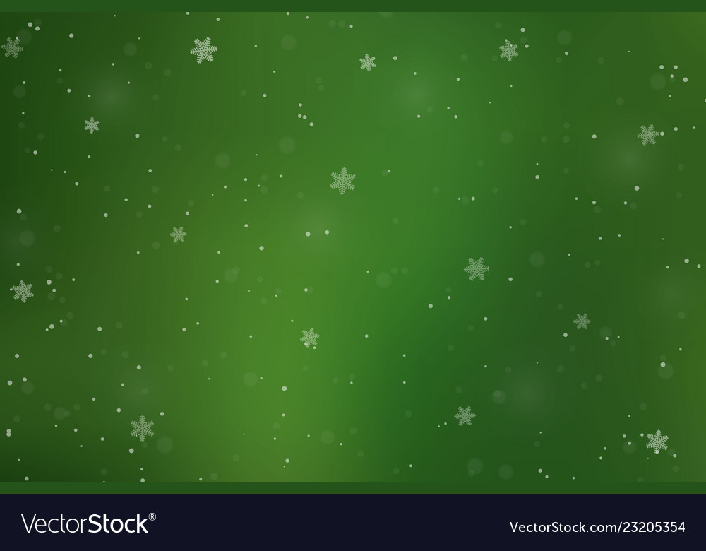 Holiday winter background