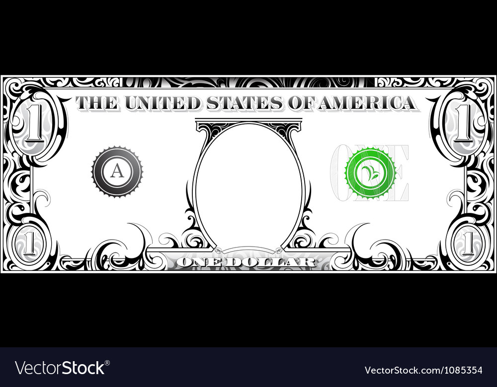 Tribal dollar bill