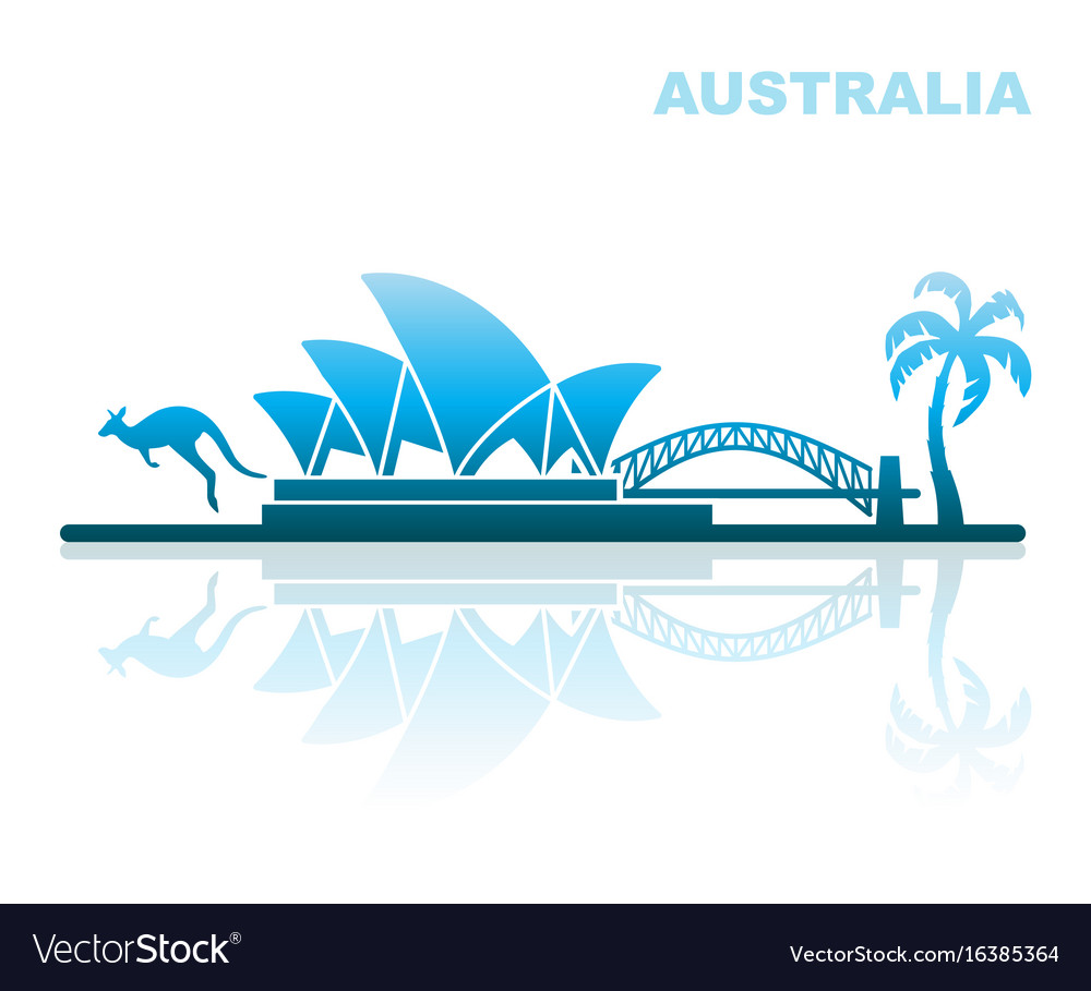 Attractions australia abstract landscape