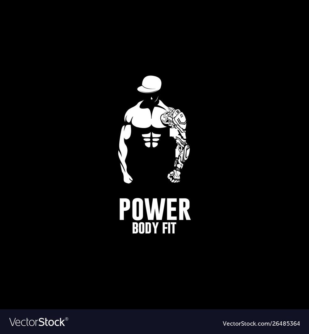 Power body fit logo