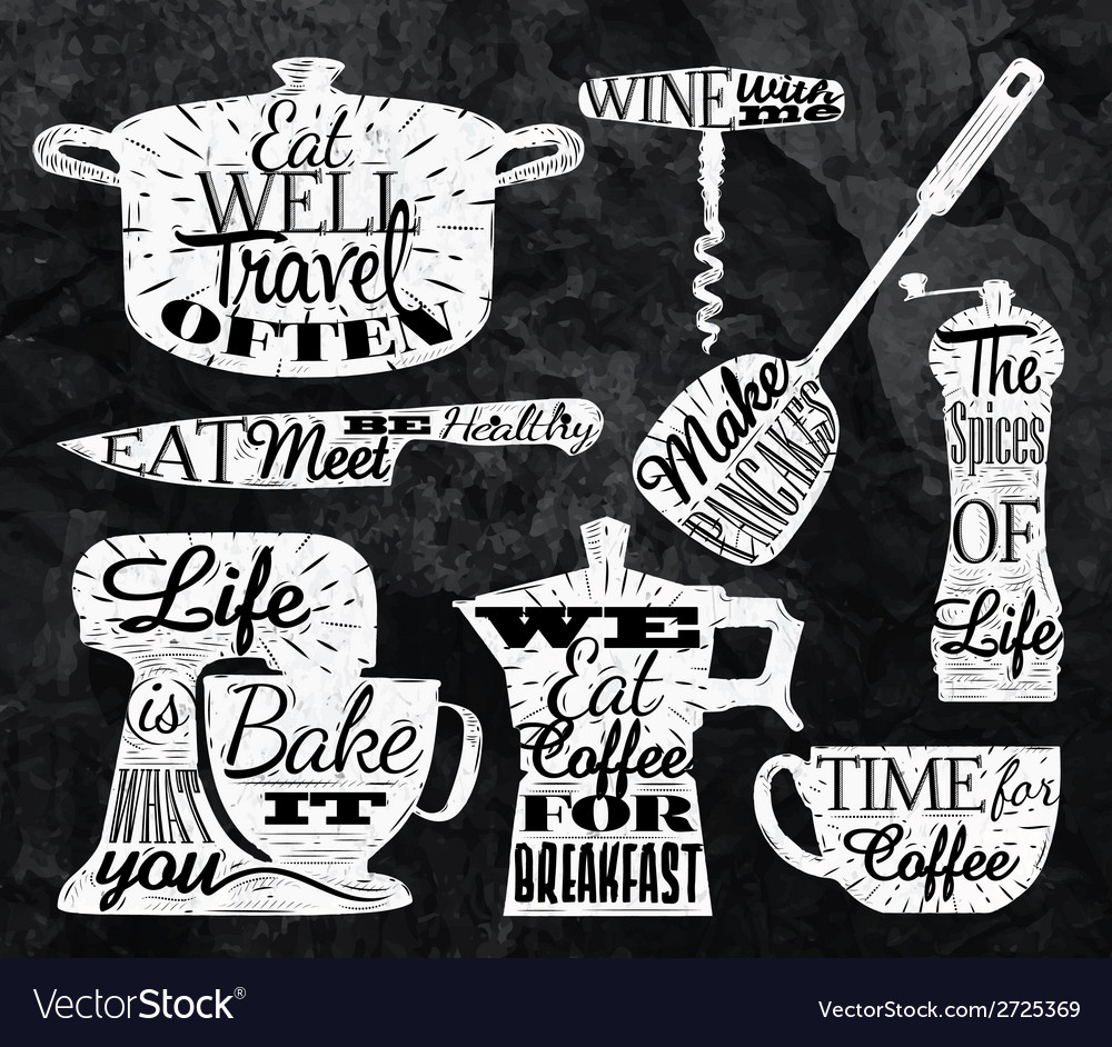 Kirchen Symbole