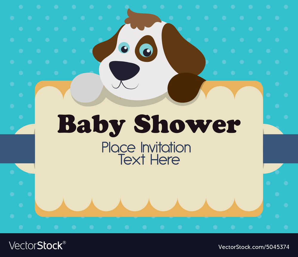 Welcome & Puppy Vector Images (49)