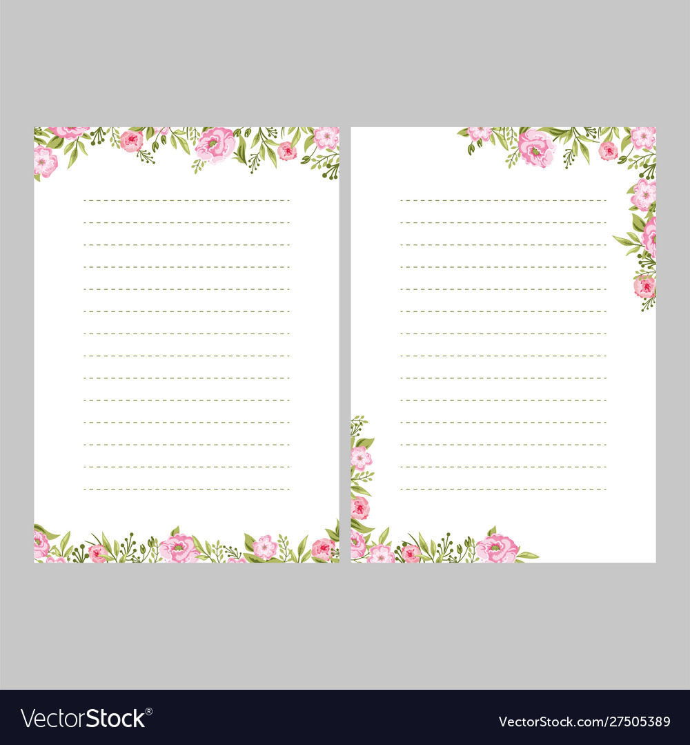 Floral wedding invitation card with rose peony