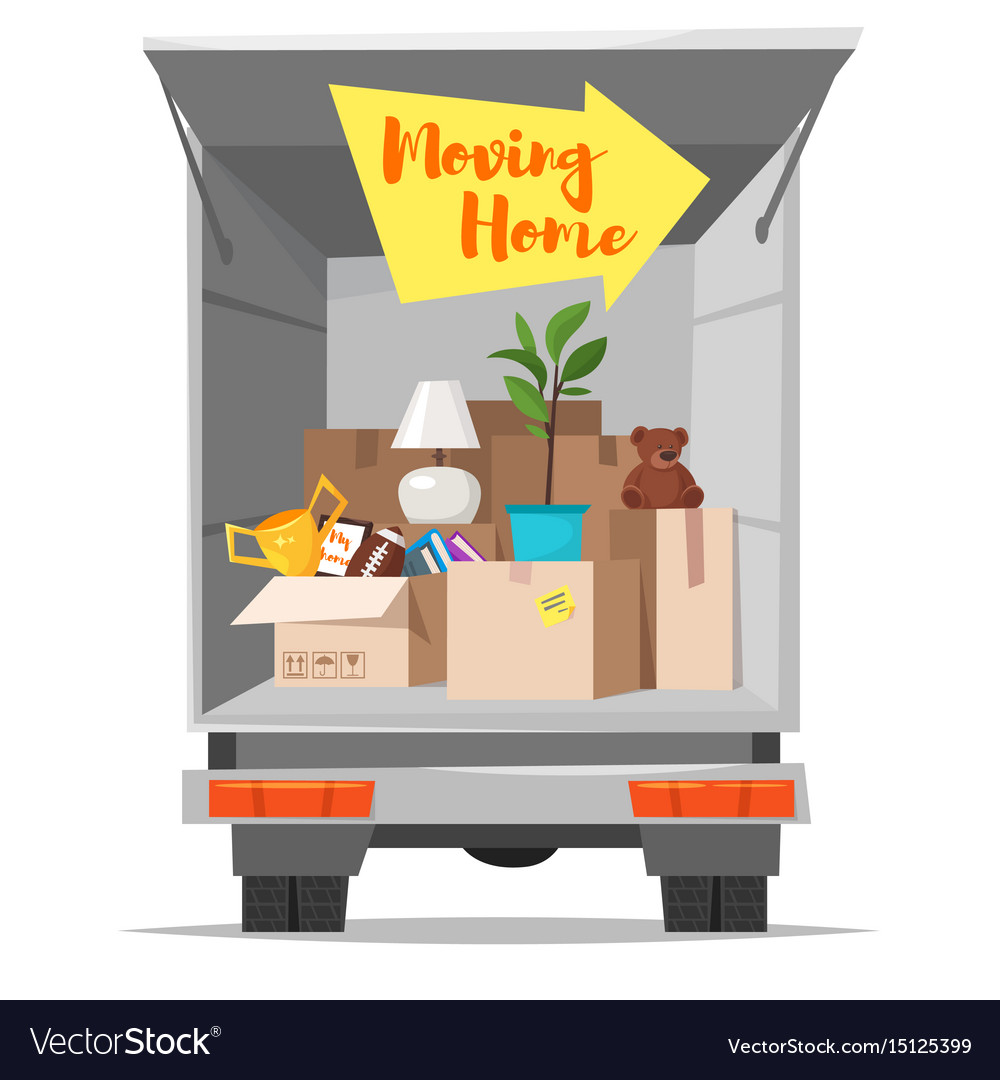 Concept for home moving