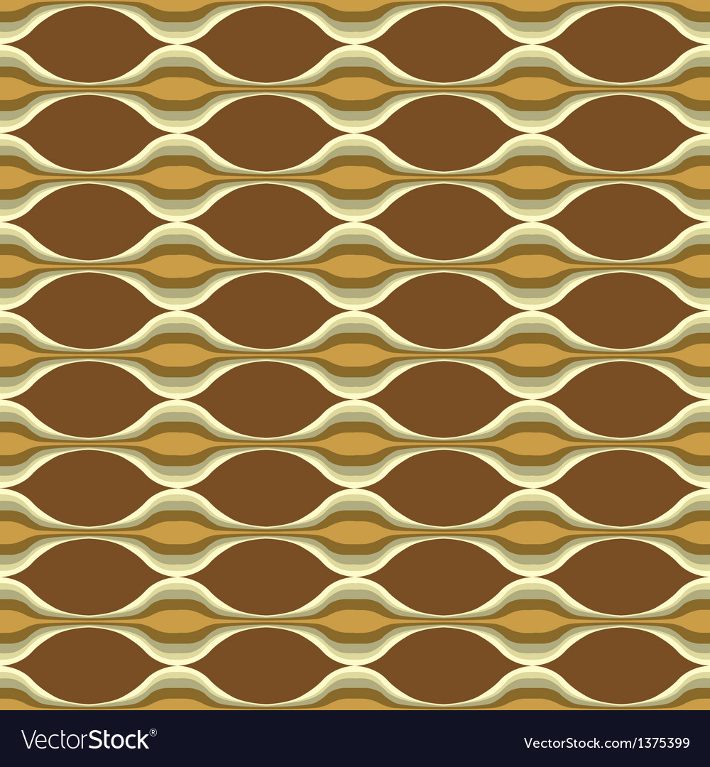 Seamless abstract wave pattern background