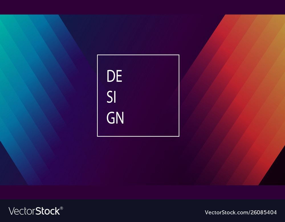 Background with gradient for design