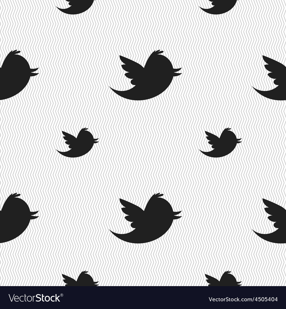 Social media messages twitter retweet icon sign vector image