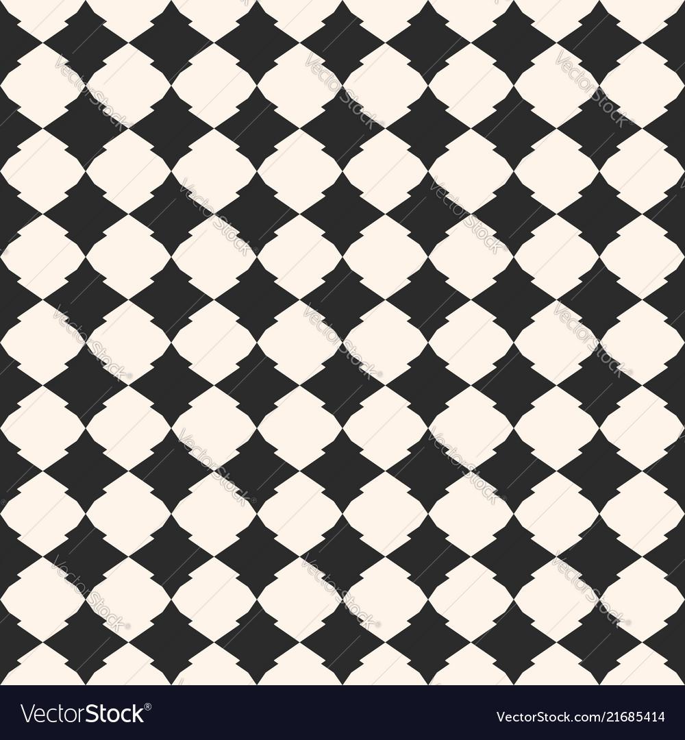 Geometric seamless pattern in arabian style