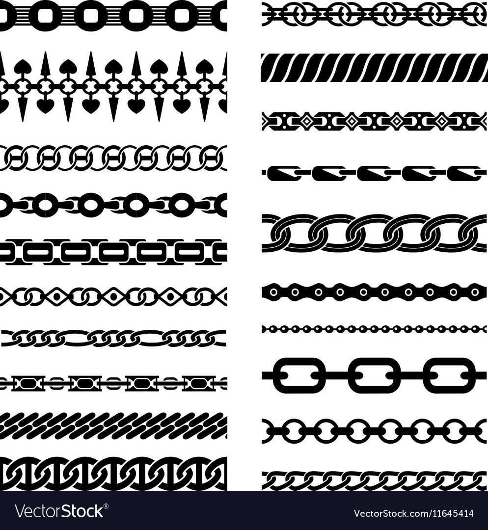 Horizontal Chains Collection