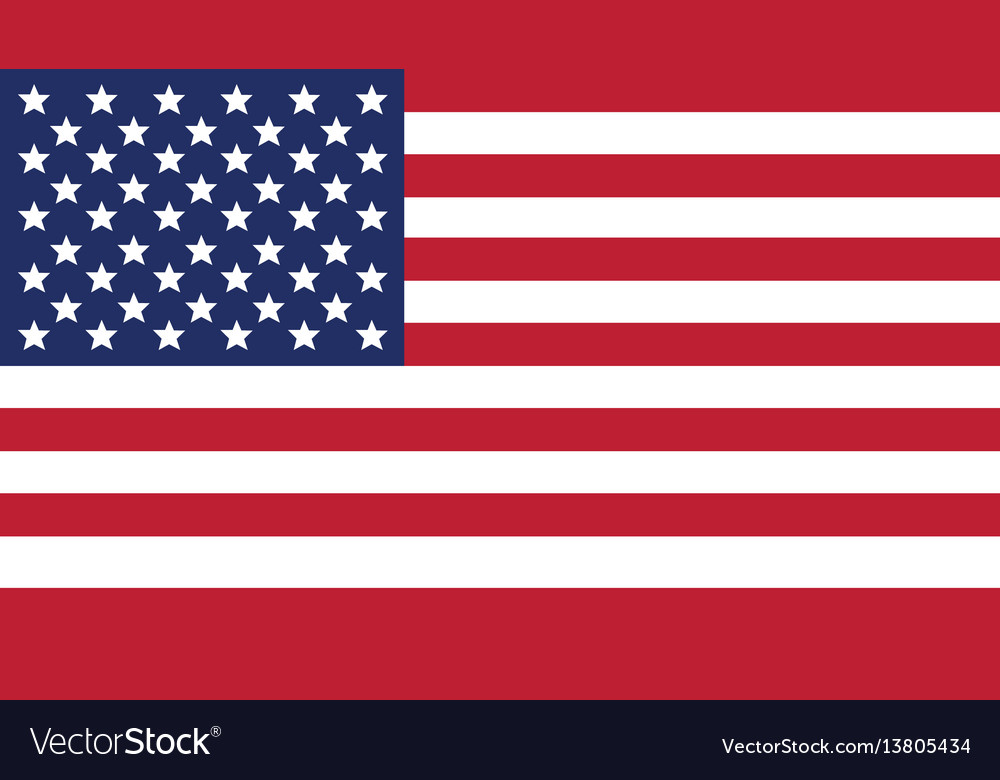 United states of american flag for independence