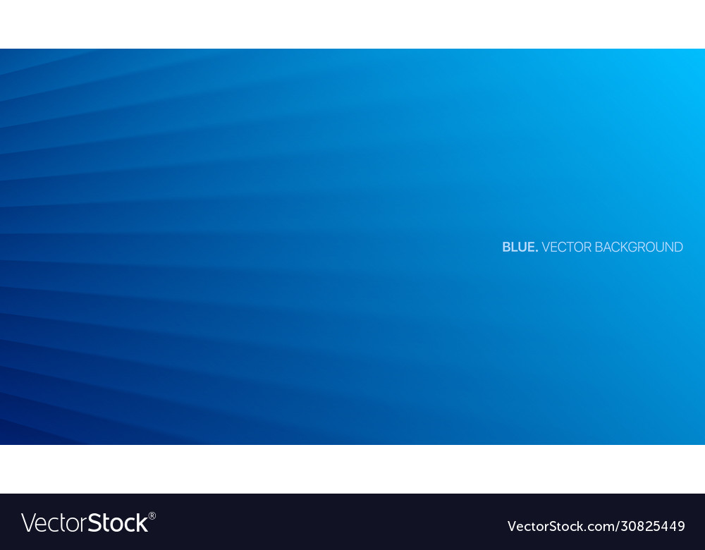 Minimalist deep blue abstract background 3d