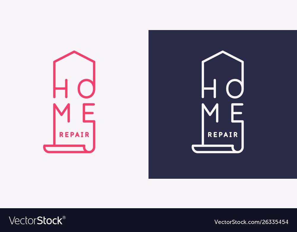 Emblem home repair modern