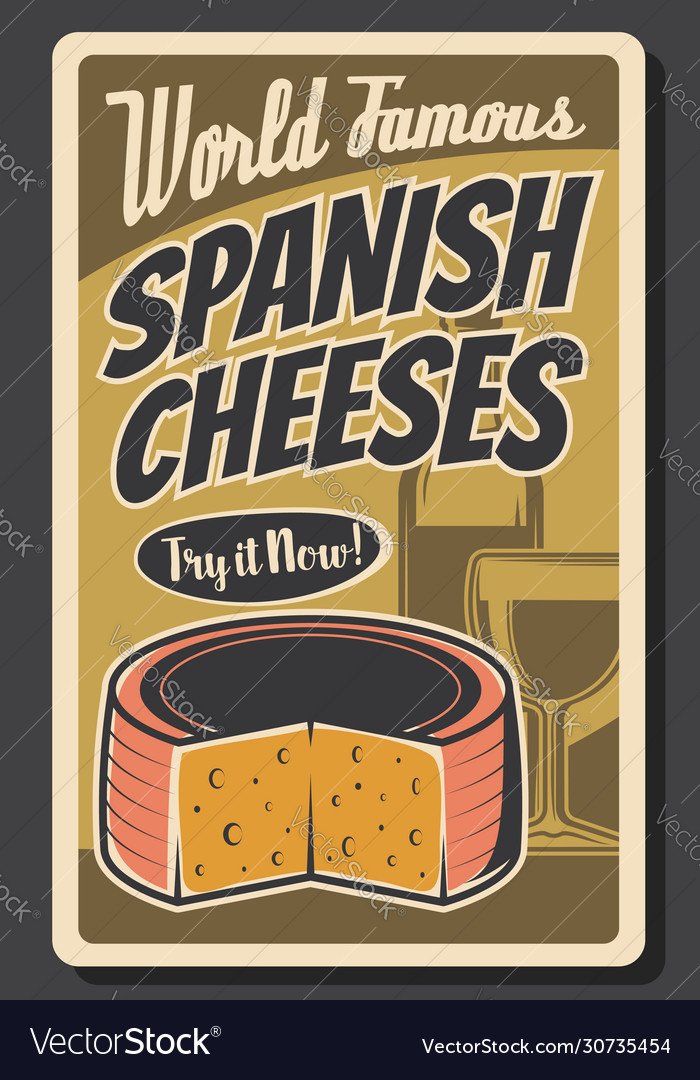 Spanish travel tourism cheese and wine spain