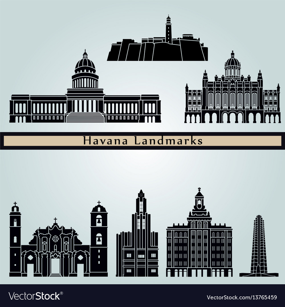 Havana v2 landmarks