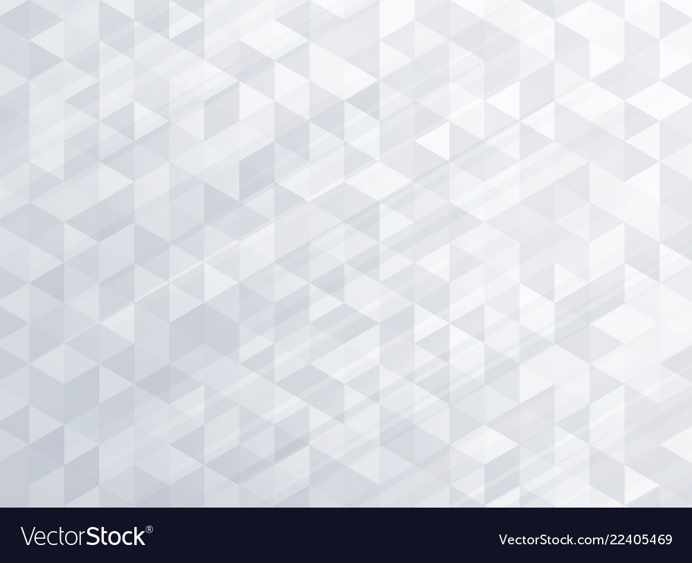 Abstract striped geometric triangles pattern gray