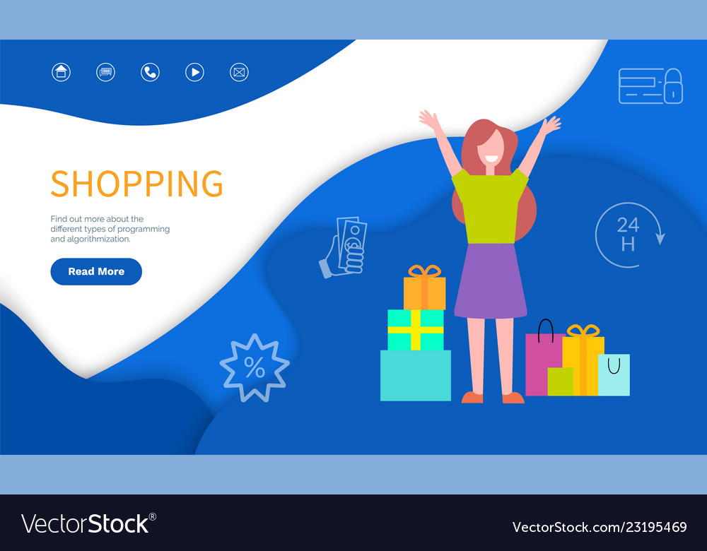 Shopping types of programming and algorithm