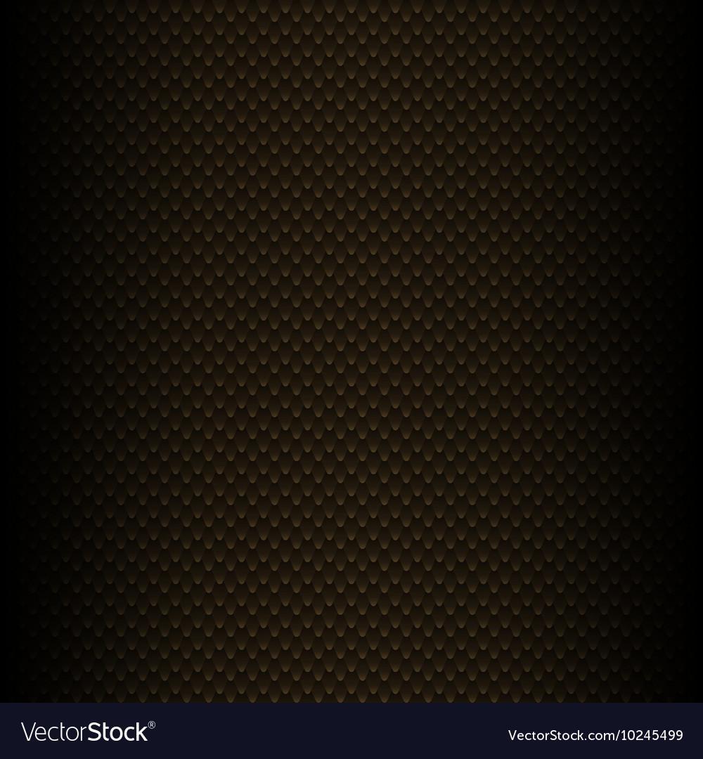 Black snake skin scales seamless pattern