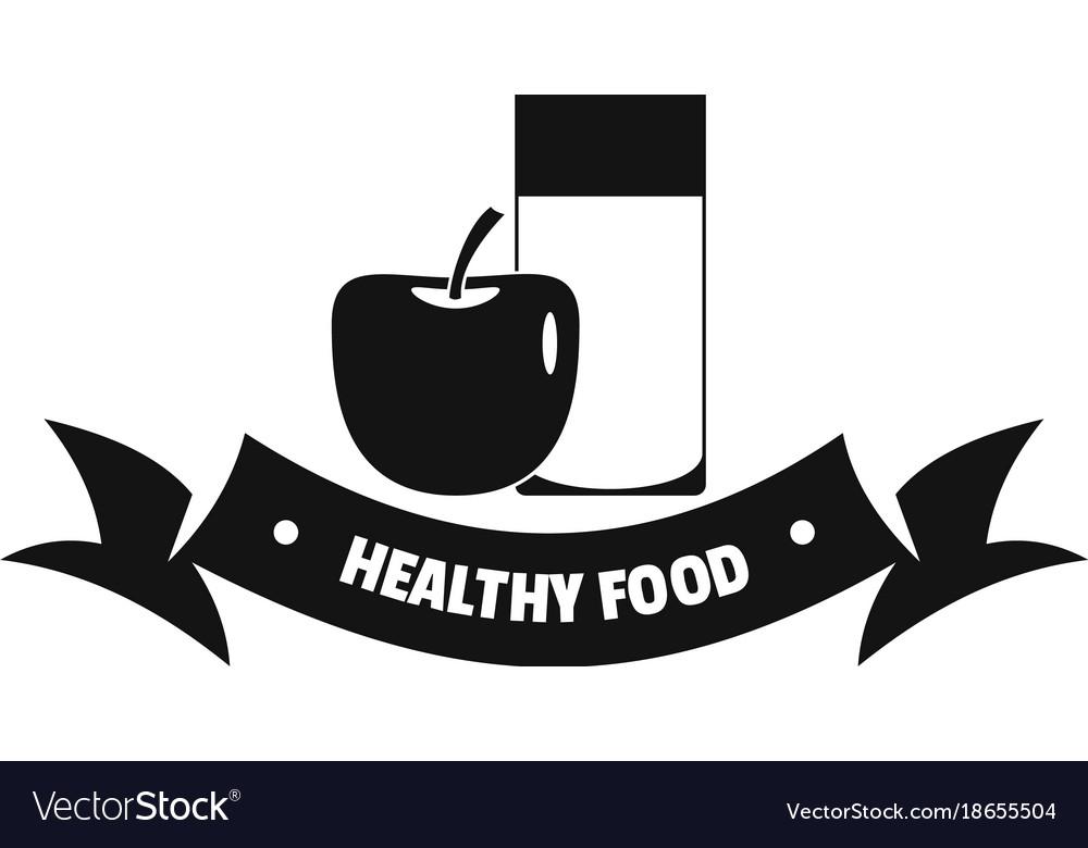Black Food Logo
