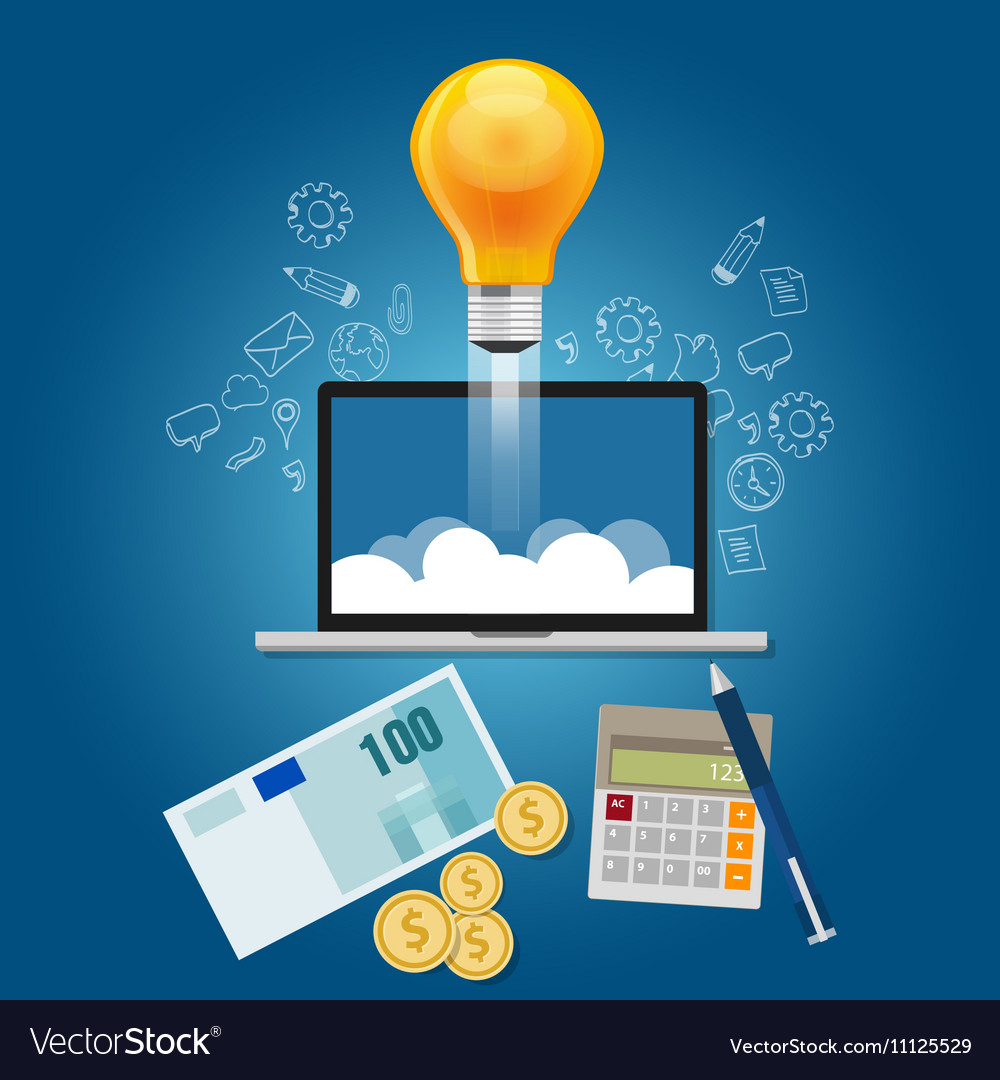Get funding for an idea