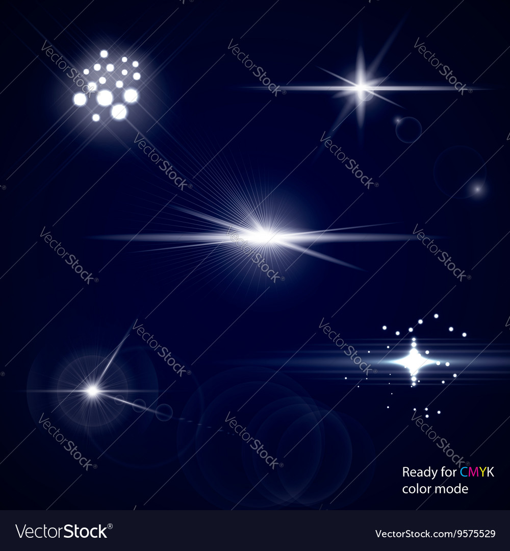 Light Optical Lens Flares