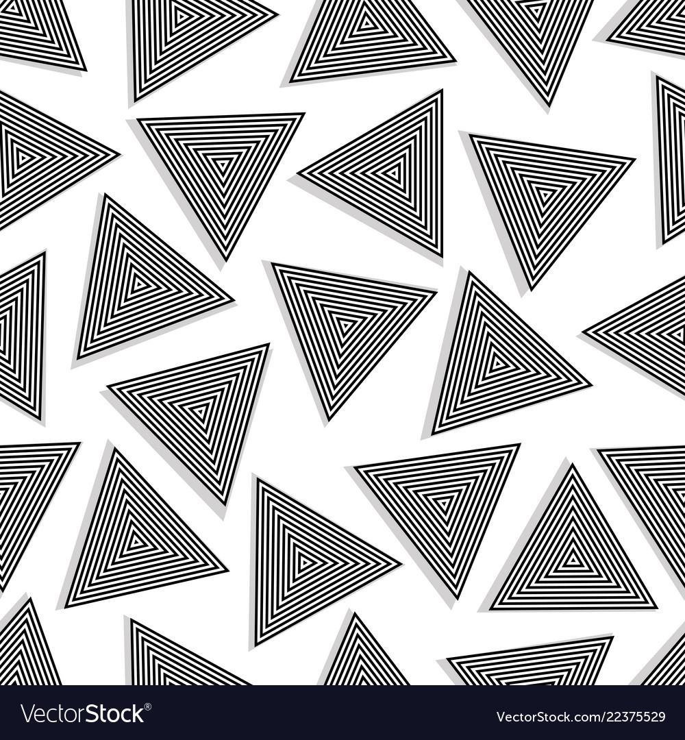 Seamless triangles