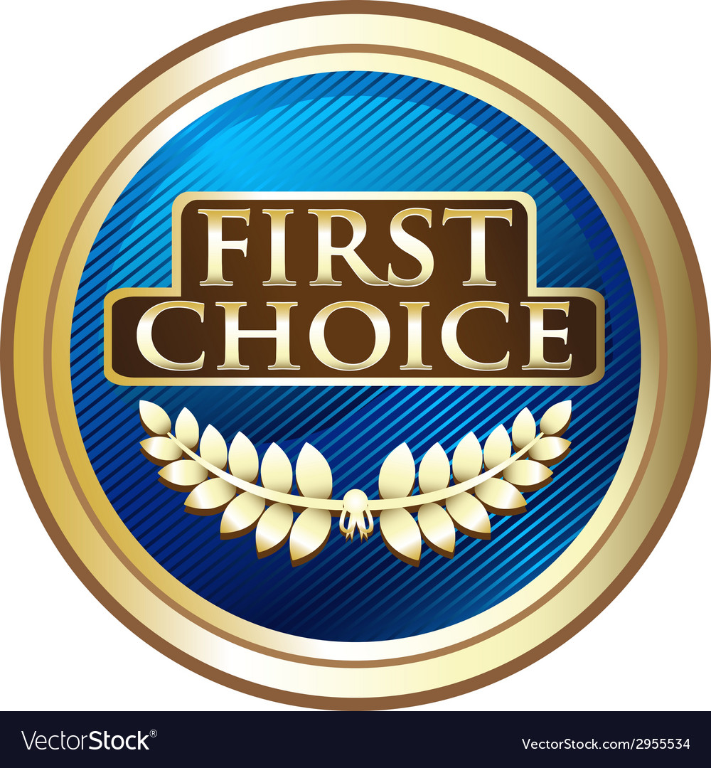 First Choice Emblem