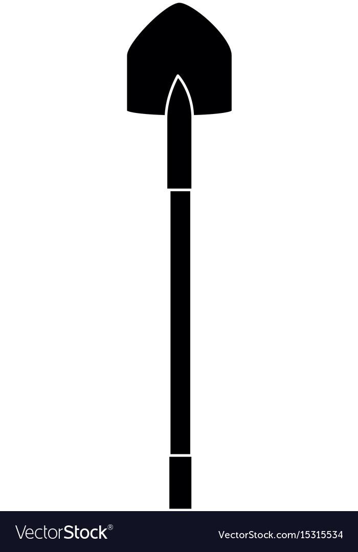Shovel construction tool