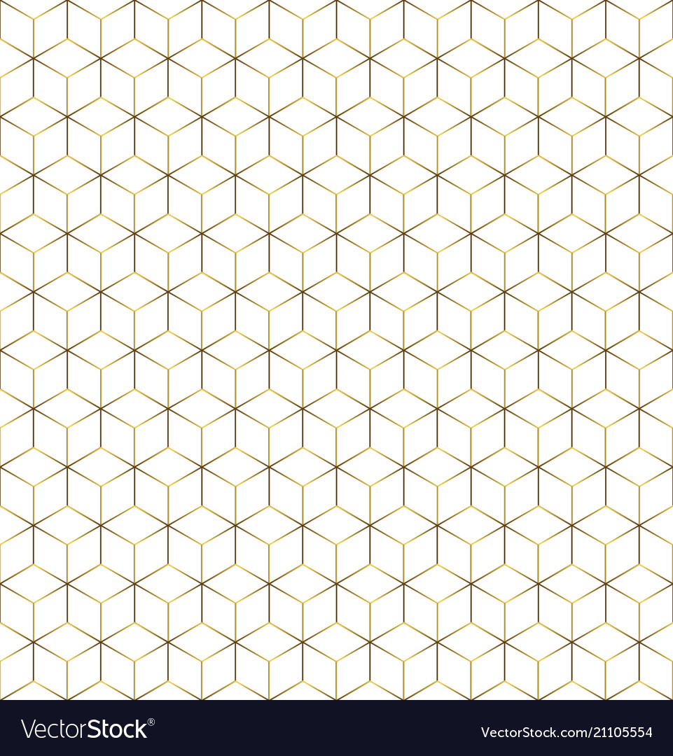 Geometric pattern grid texture