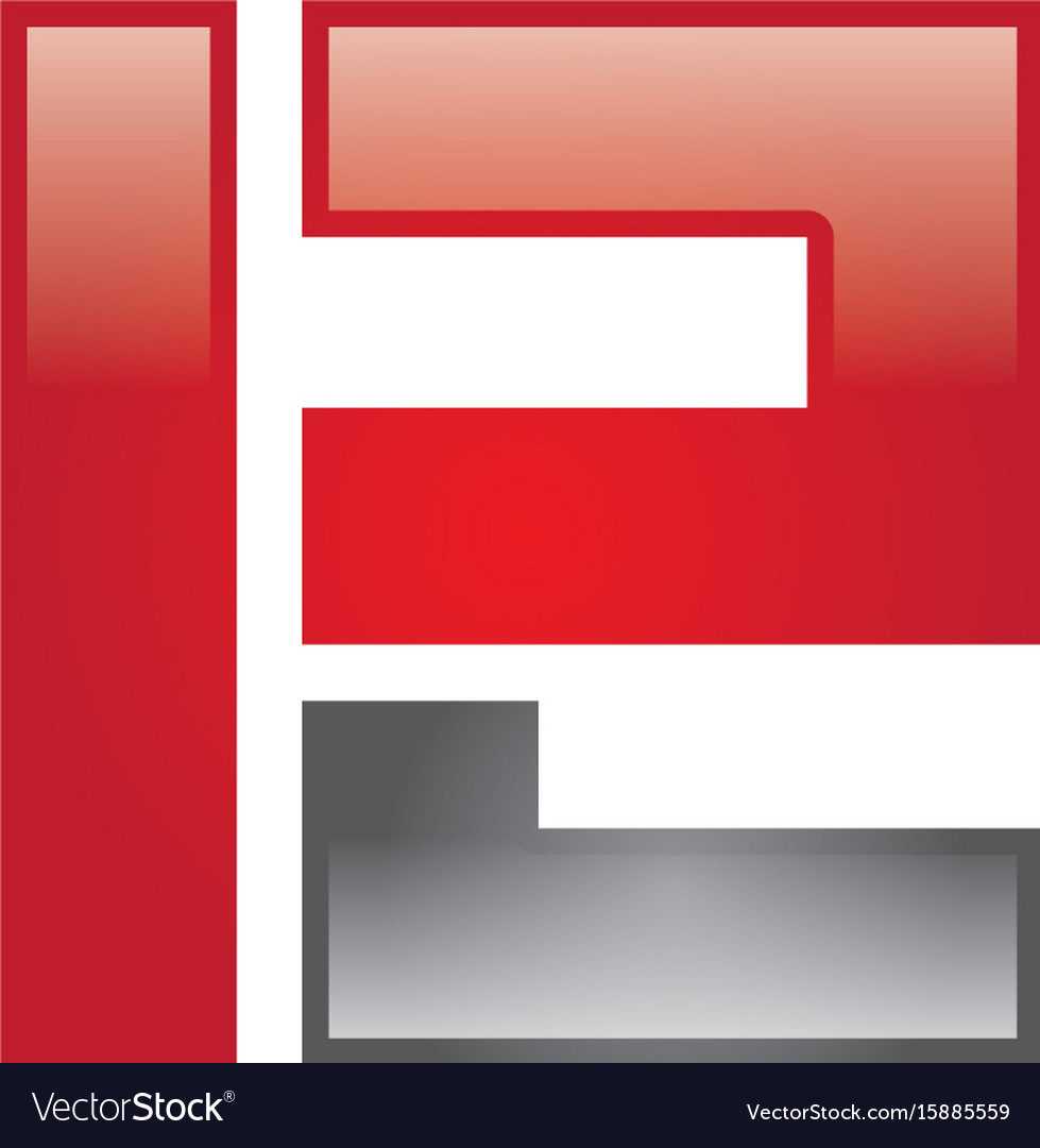 Pe letter logo