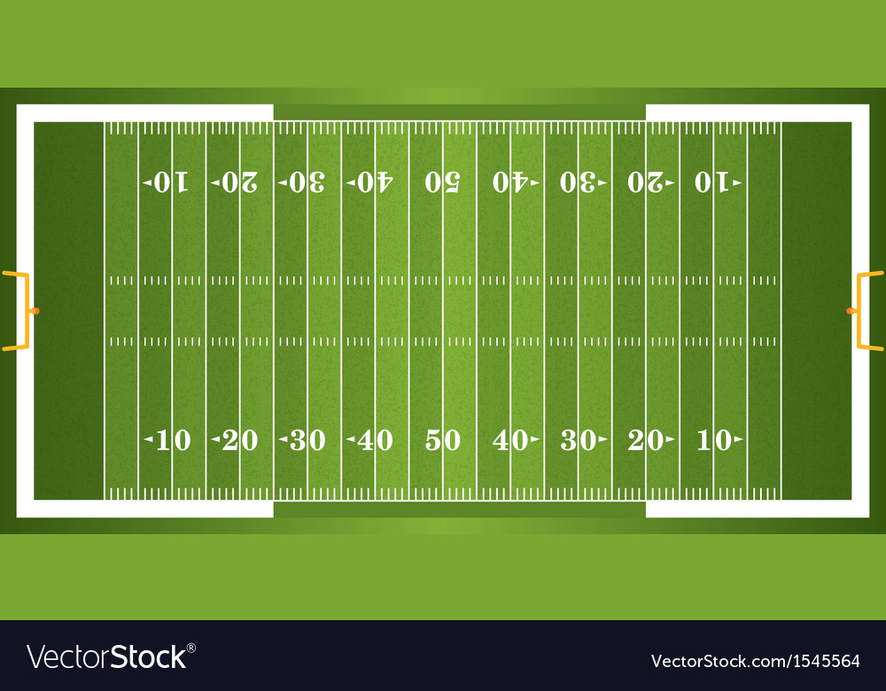 green grass football field grass wallpaper textured grass american football field vector image royalty free vector