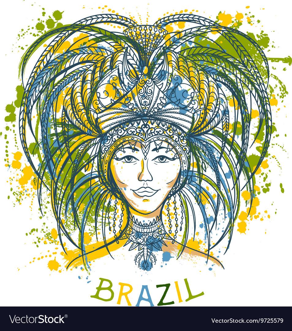 Рисунки из бразилии