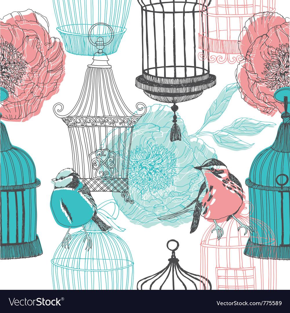 Birdcage screenprints