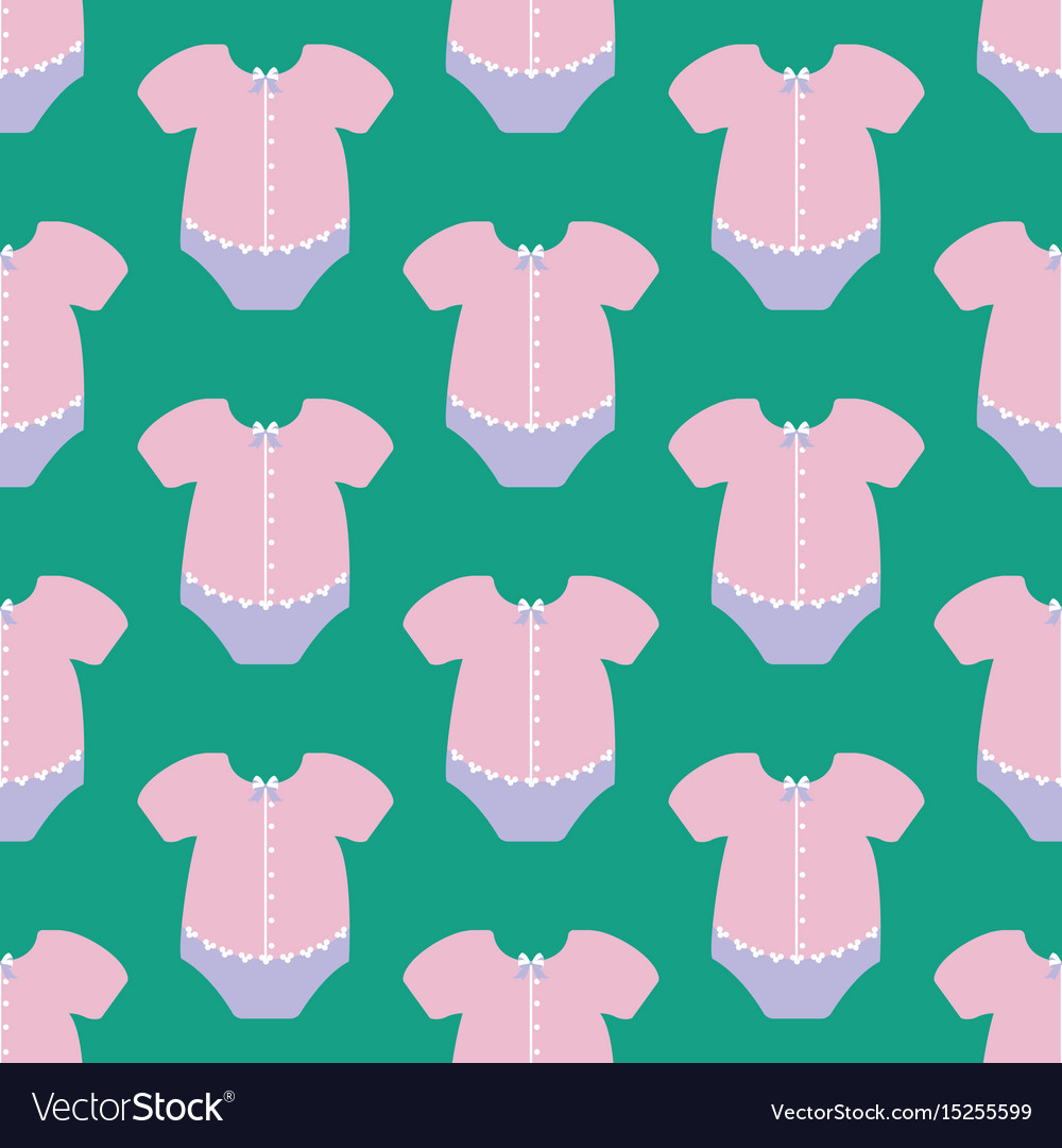 Baby girl fashion pattern